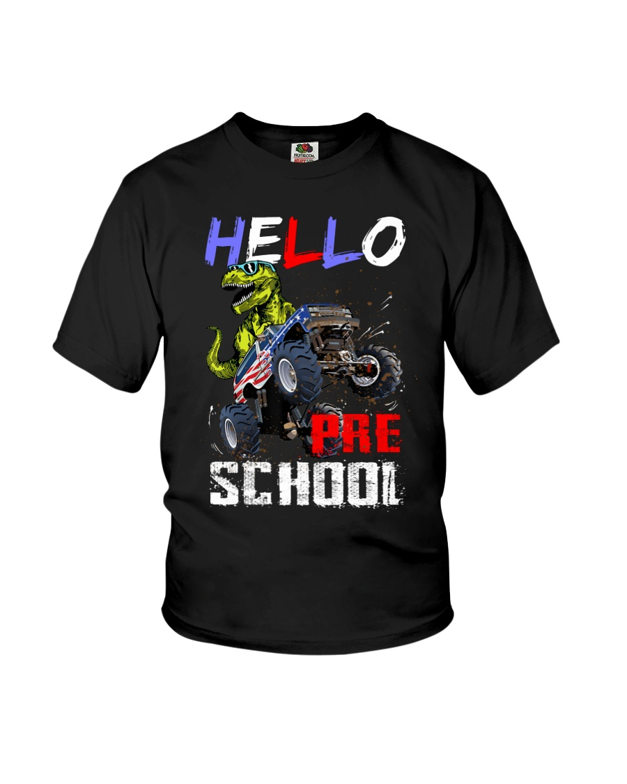 Hello Preschool Youth T-Shirt