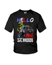 Hello Preschool Youth T-Shirt front