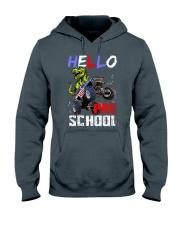 Hello Preschool Hooded Sweatshirt thumbnail