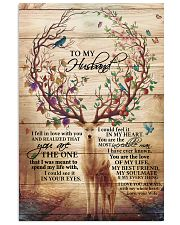 To My Husband Deer 11x17 Poster front