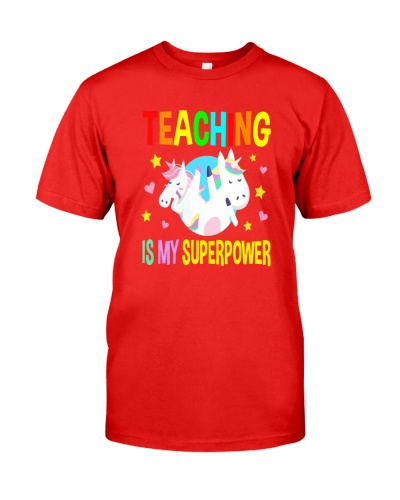 Teaching Is My Superpower