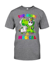2nd Grade Magical Classic T-Shirt thumbnail