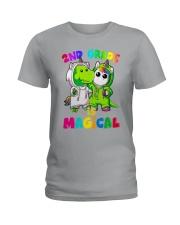 2nd Grade Magical Ladies T-Shirt thumbnail