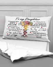 To My Daughter I Hugged This Soft Pillow Rectangular Pillowcase aos-pillow-rectangular-front-lifestyle-03