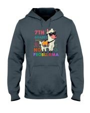 7th Grade No Probllama Hooded Sweatshirt thumbnail