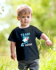 Team 4th Grade Shark Youth T-Shirt lifestyle-youth-tshirt-front-5