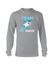 Team 4th Grade Shark Long Sleeve Tee thumbnail