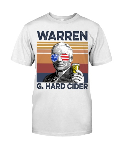 Warren G Hard Cider 1