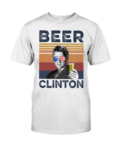 Beer Clinton