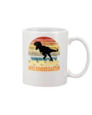 Roading Into Kindergarten Mug thumbnail
