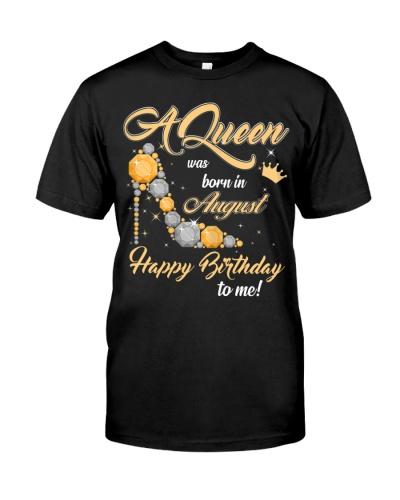 Queen Happy Birthday To Me