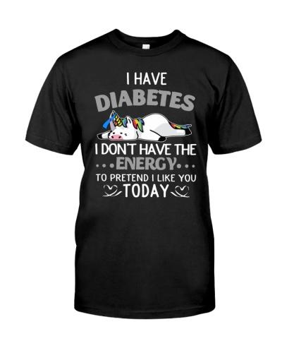 Diabetes I Have HBH  07