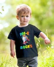 Pre-K Unicorn Rocks  Youth T-Shirt lifestyle-youth-tshirt-front-5