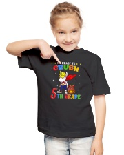 Crush 5th Grade Youth T-Shirt lifestyle-youth-tshirt-front-2