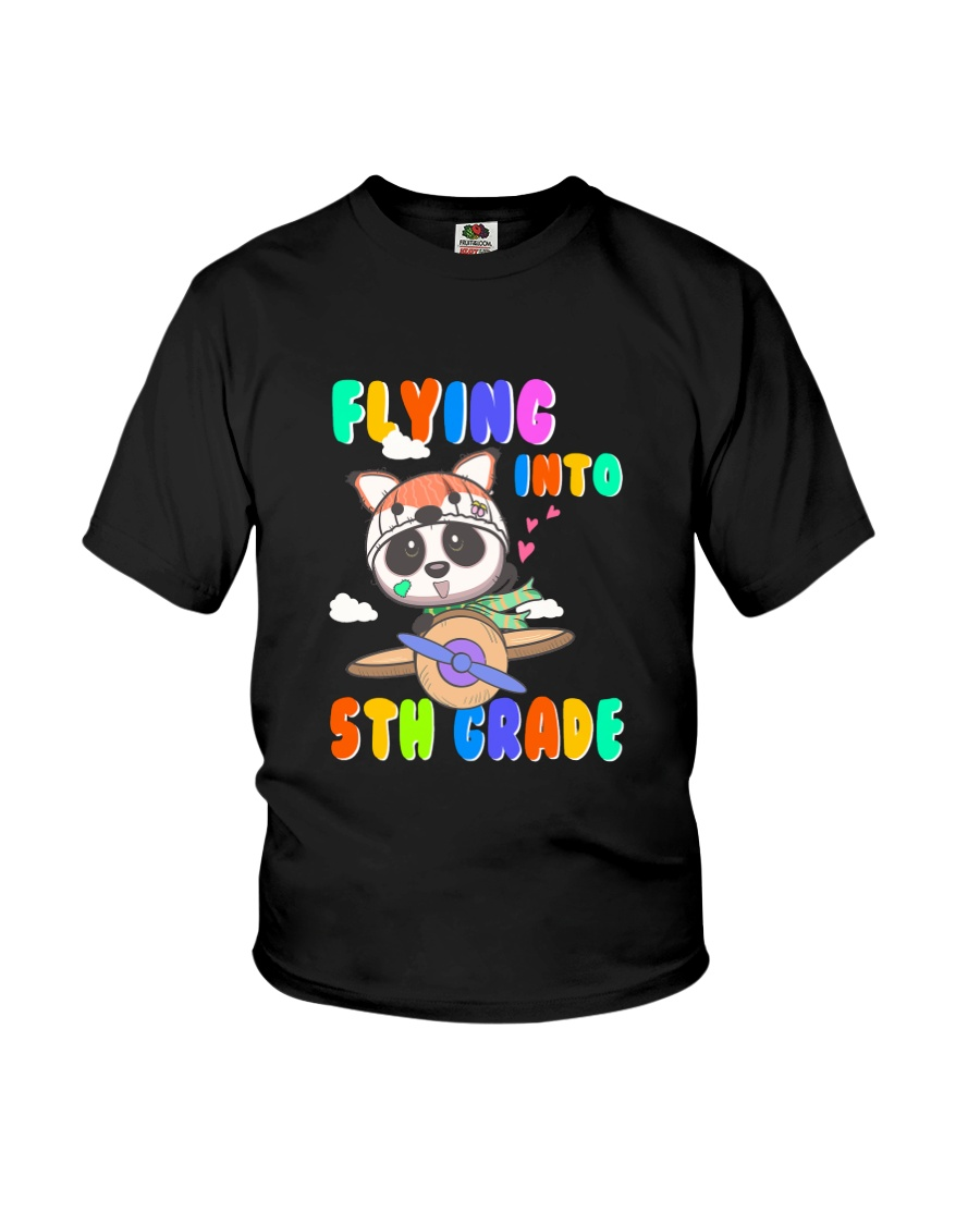 Flying Into 5th Grade Youth T-Shirt