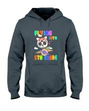 Flying Into 5th Grade Hooded Sweatshirt thumbnail