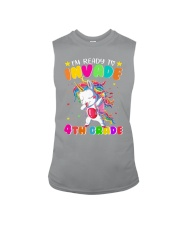 Unicorn Invade 4th Grade Sleeveless Tee thumbnail