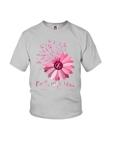 Faith Love Hope Flower 1599
