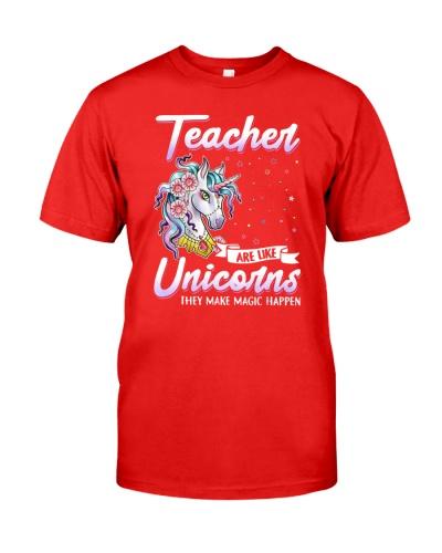 Teacher Are Like Unicorn