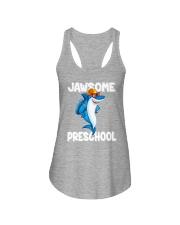 Jawsome Preschool Ladies Flowy Tank thumbnail