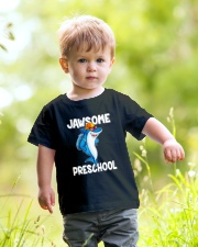 Jawsome Preschool Youth T-Shirt lifestyle-youth-tshirt-front-5