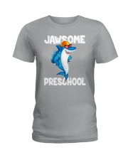 Jawsome Preschool Ladies T-Shirt thumbnail