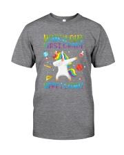 1st Grade Here I Come Classic T-Shirt thumbnail