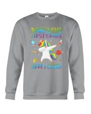 1st Grade Here I Come Crewneck Sweatshirt thumbnail