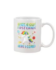 1st Grade Here I Come Mug thumbnail