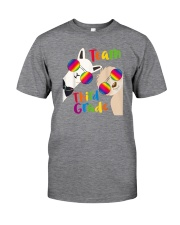 Team Third Grade Classic T-Shirt thumbnail
