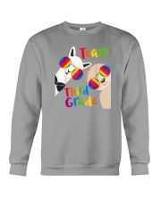 Team Third Grade Crewneck Sweatshirt thumbnail