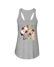 Team Third Grade Ladies Flowy Tank thumbnail
