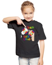 Team Third Grade Youth T-Shirt lifestyle-youth-tshirt-front-2