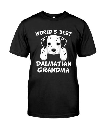 Dalmatian Grandma