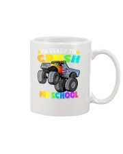 Monster Truck Ready To Crush Preschool Mug thumbnail