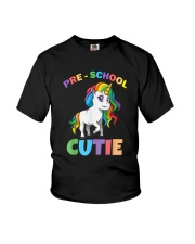 Pre-School Cutie Youth T-Shirt thumbnail