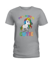 Pre-School Cutie Ladies T-Shirt tile
