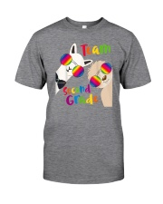 Team Second Grade Classic T-Shirt thumbnail