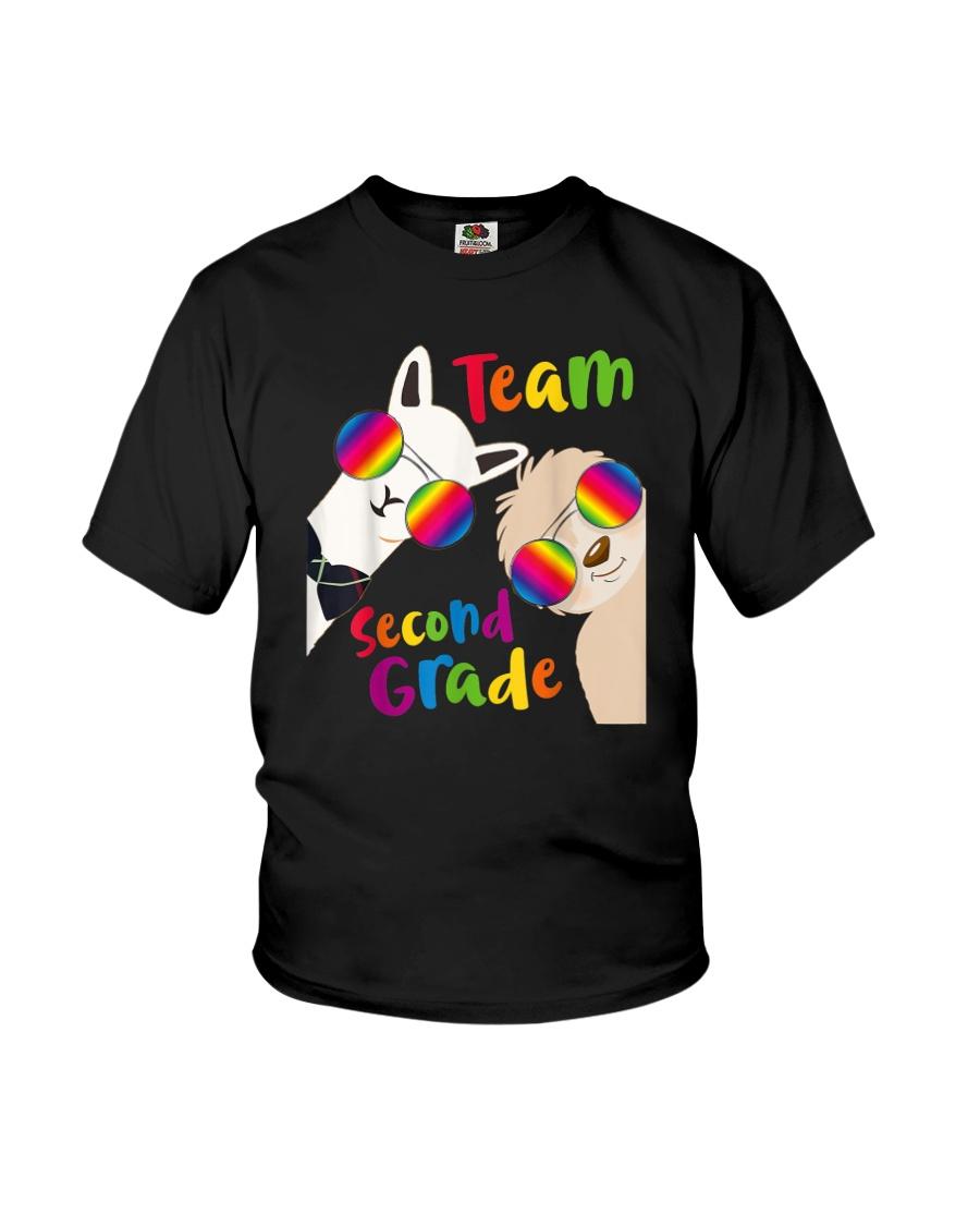 Team Second Grade Youth T-Shirt