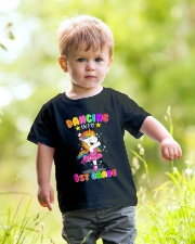 Dancing Into 1st Grade Youth T-Shirt lifestyle-youth-tshirt-front-5