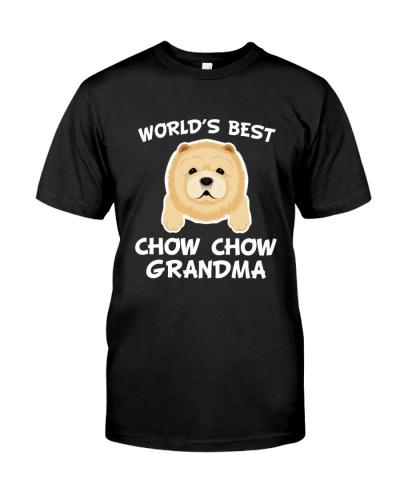 Chow Chow Grandma