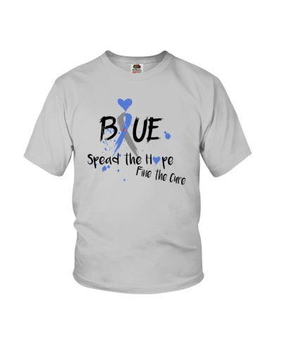 Awareness Spead The Hope Blue HBH  23