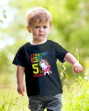 Straight Into 5th Grade Youth T-Shirt lifestyle-youth-tshirt-front-5