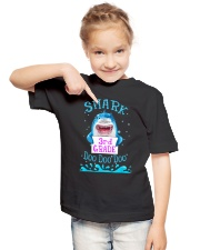 Shark 3rd Grade Doo Doo Doo - Tata Youth T-Shirt lifestyle-youth-tshirt-front-2