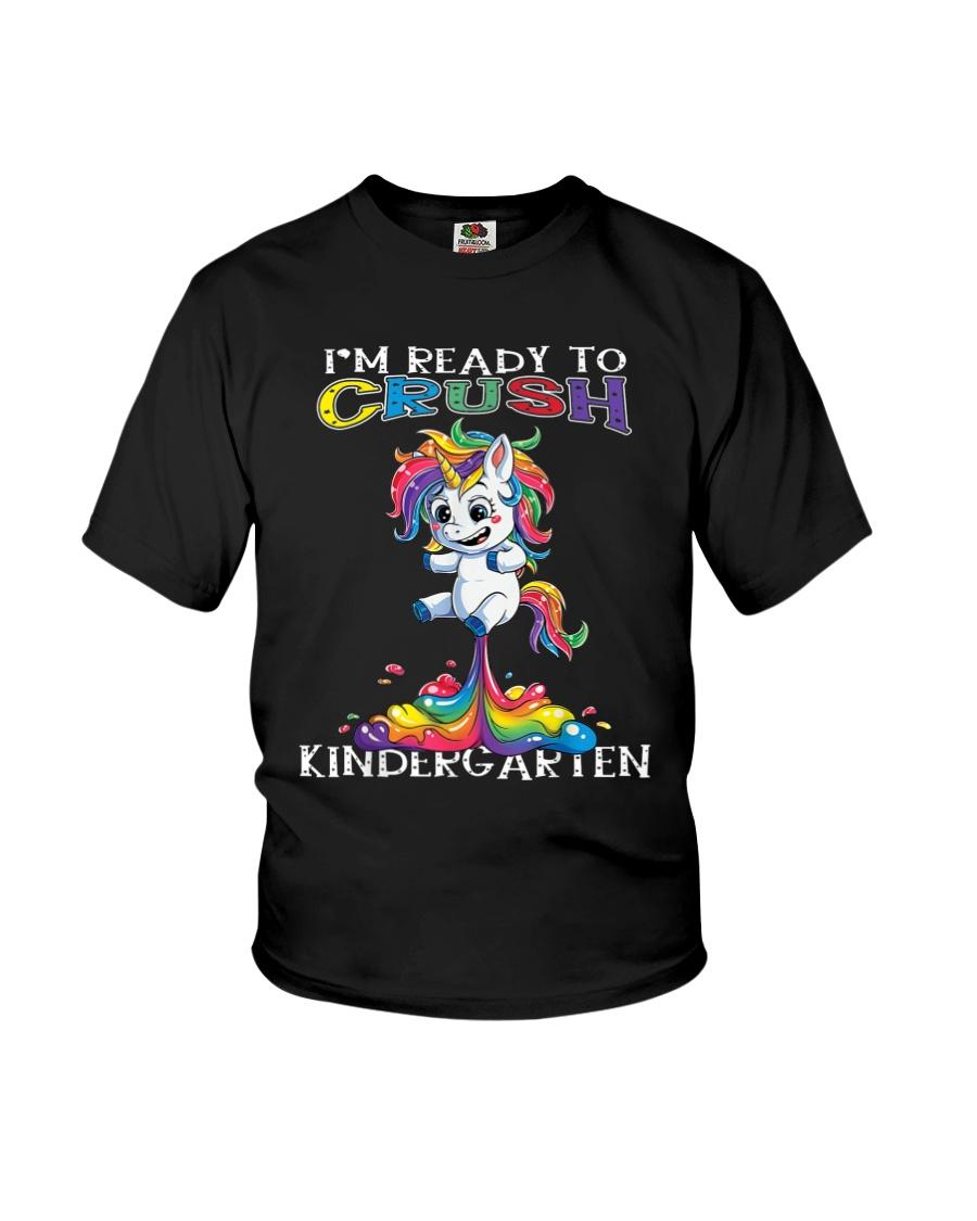 Crush Kindergarten Youth T-Shirt