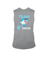 Team 6th Grade Shark Sleeveless Tee thumbnail