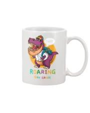 Roaring Into 4th Grade Mug thumbnail