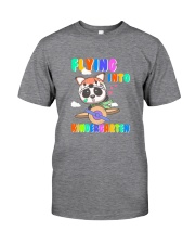 Flying Into Kindergarten  Classic T-Shirt thumbnail