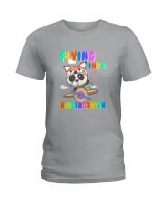 Flying Into Kindergarten  Ladies T-Shirt thumbnail