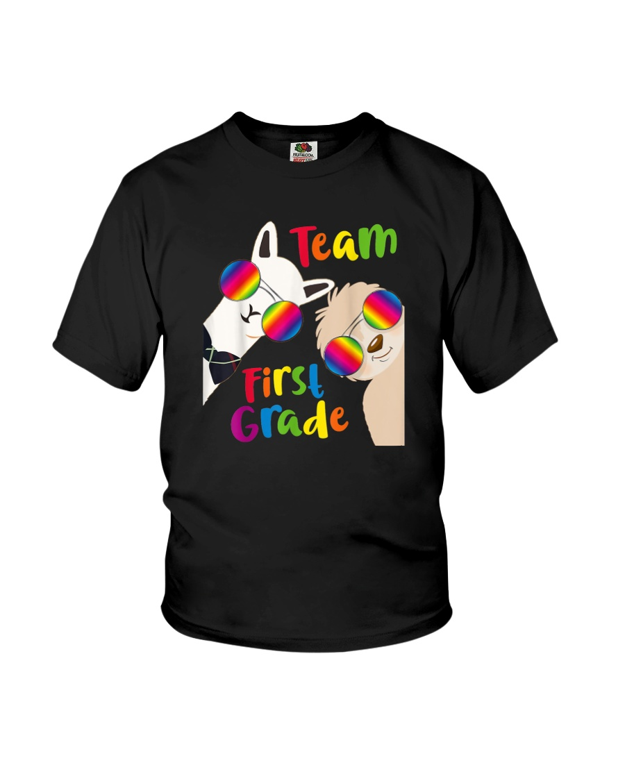 Team First Grade Youth T-Shirt